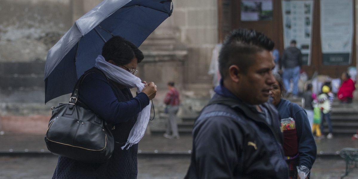 ¡Preparen el paraguas! Pronóstico del clima del viernes 16 de diciembre