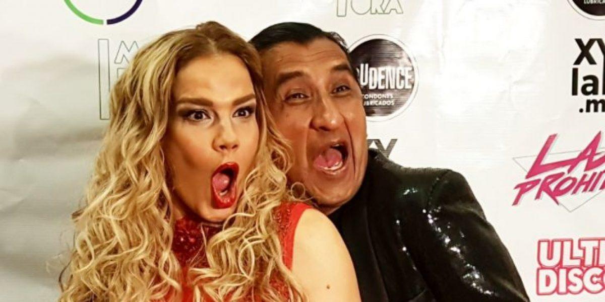 """Niurka recibe galardón como """"Reina de las redes sociales"""""""