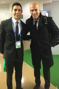 . Imagen Por: Jugadores del América presumieron fotos con Cristiano Ronaldo. / Instagram: hugogonzalez1