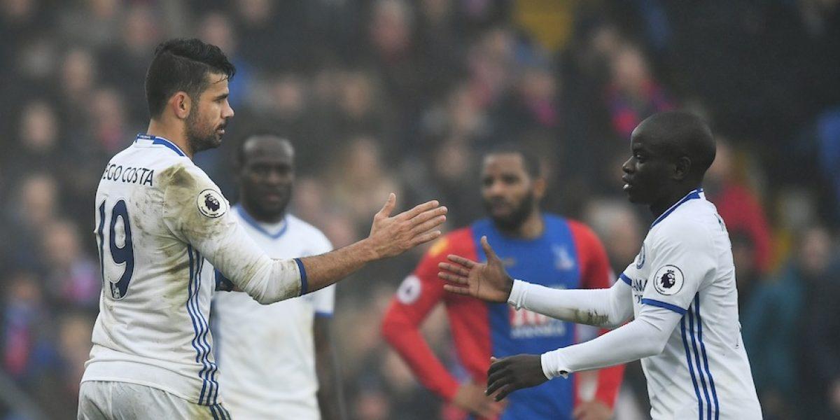 Chelsea se impone al Crystal Palace y sigue imparable en la Premier