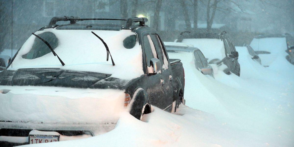 Nieva en gran parte de Estados Unidos