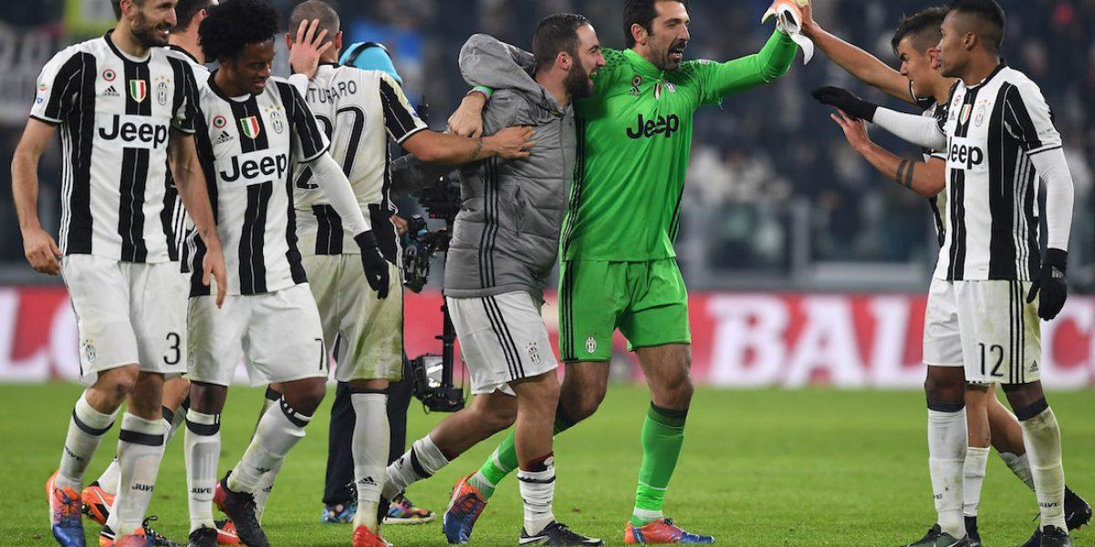 ¡Campeón de invierno! La Juve vence a la Roma y se aleja en la cima del Calcio