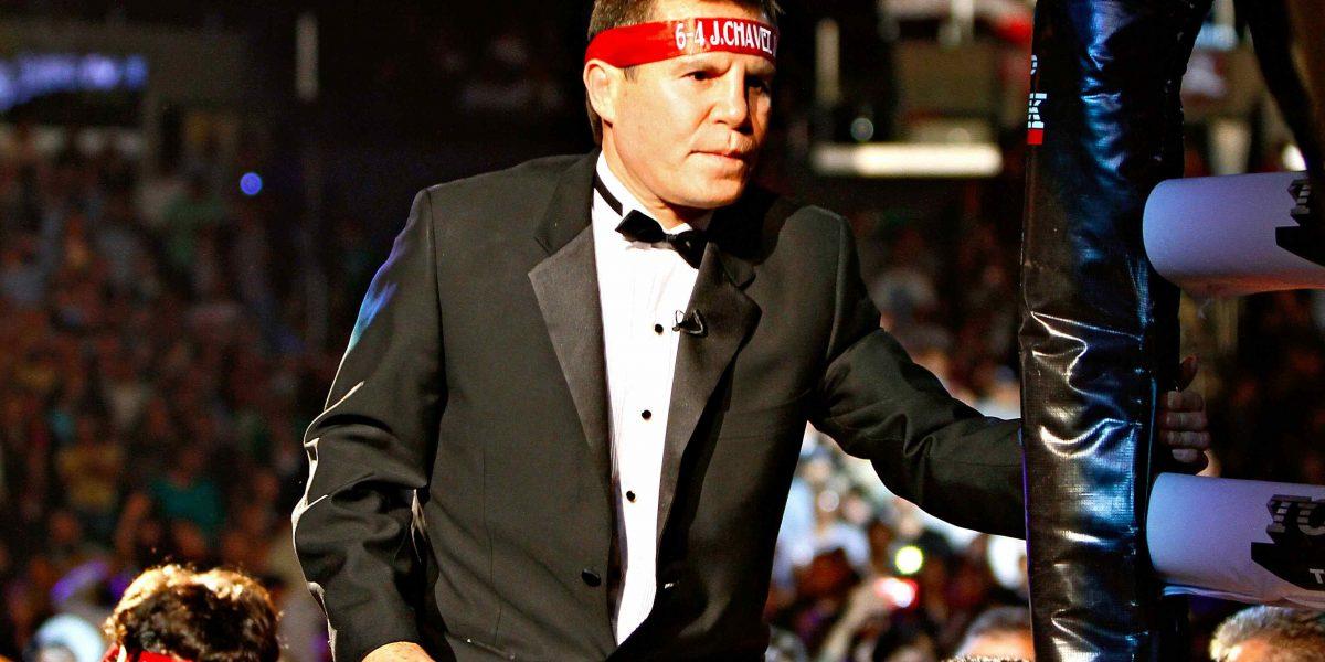 Anuncia Julio César Chávez su regreso al boxeo
