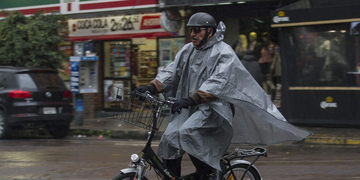 Probabilidad de lluvia para este sábado