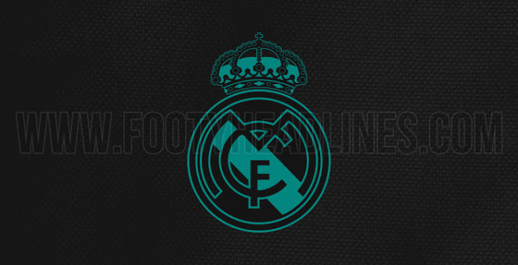 Con algunas sorpresas el Madrid vestiría en colores negro y esmeralda|http://www.footyheadlines.com