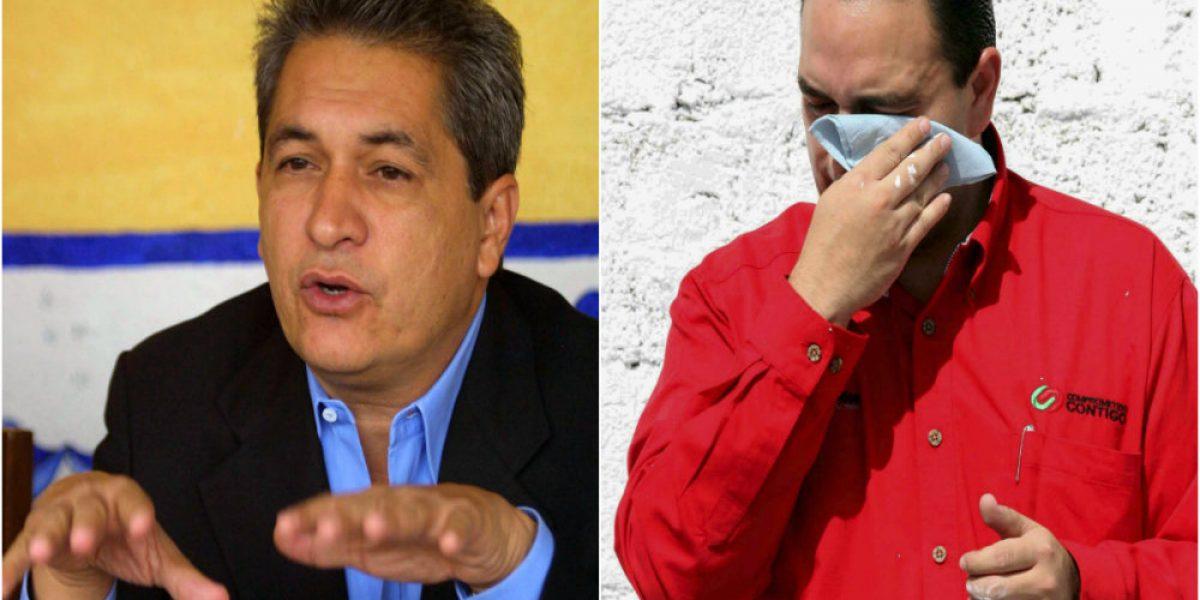 PRI expulsa a Tomás Yarrington y suspende derechos de Borge
