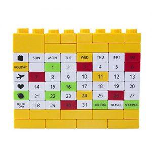 Un calendario fuera de lo común. | Especial