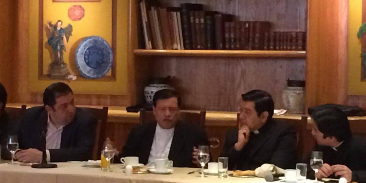 La Arquidiócesis tiene tolerancia cero a la pederastia, cardenal Norberto Rivera