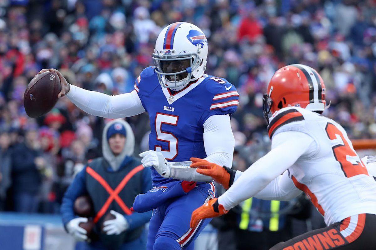 © 2016 Getty Images. Imagen Por: Browns 13-33 Bills. / Getty Images