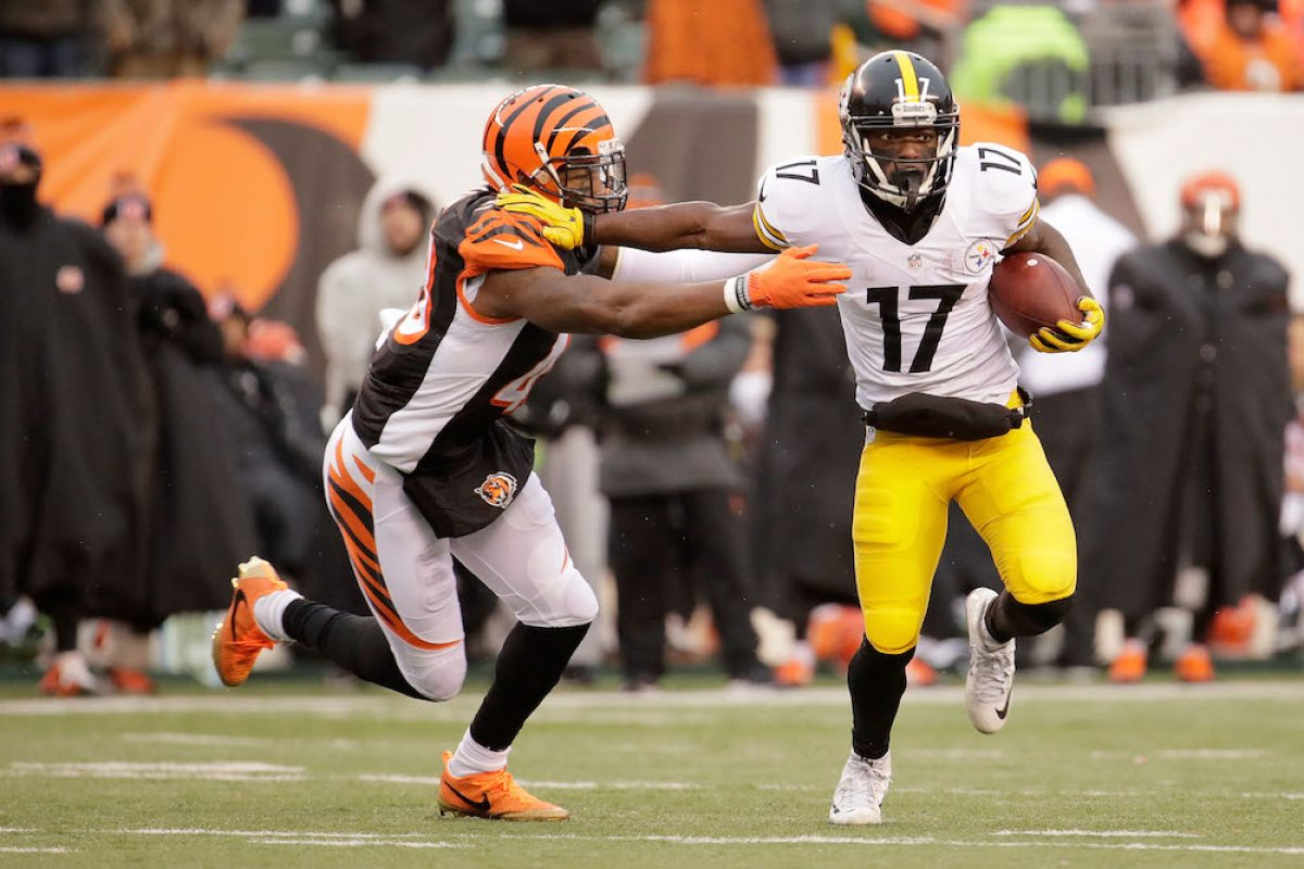 © 2016 Getty Images. Imagen Por: Steelers 24-20 Bengals. / Getty Images