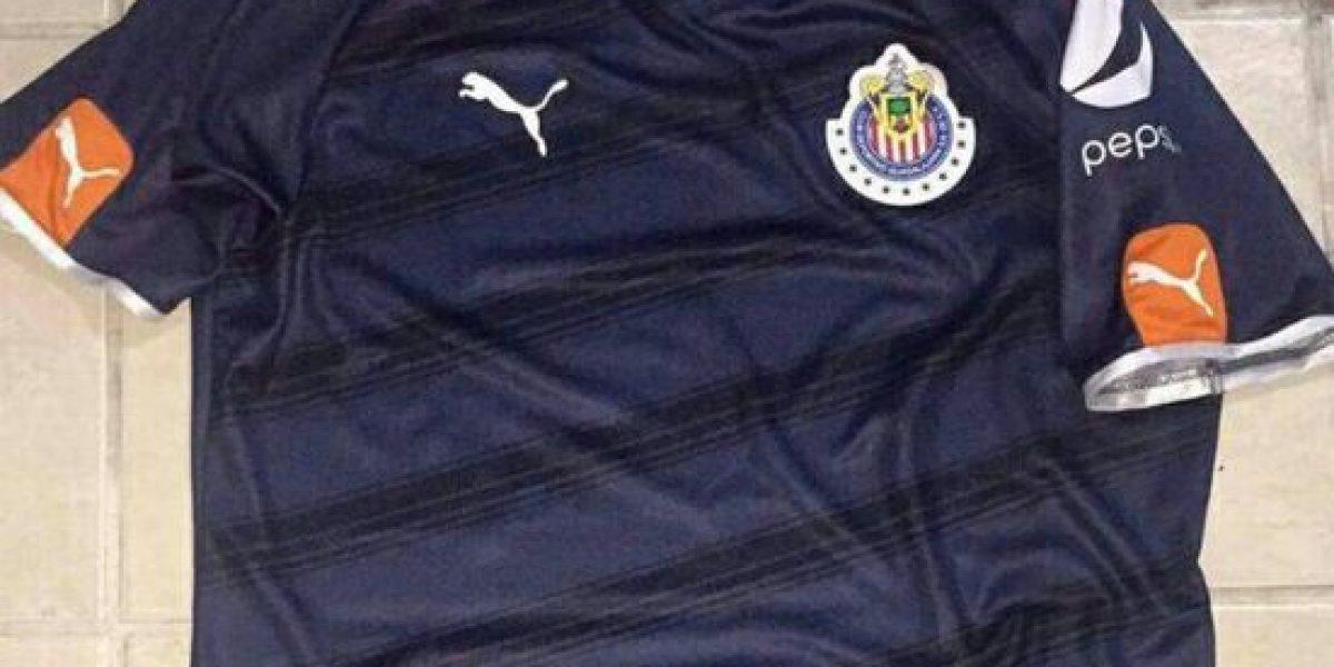 Así sería el tercer uniforme de Chivas para el Clausura 2017