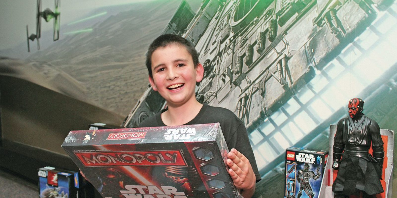 Star Wars también invade a los juegos clásicos.. Imagen Por: Nicolás Corte/ Publimetro