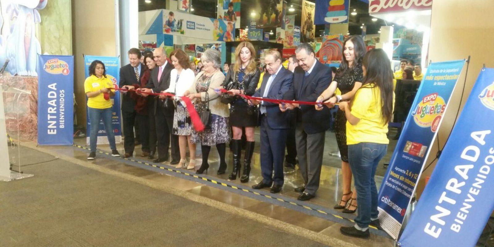 Apertura Expo Tus Juguetes. Imagen Por: Alexandra Ortiz