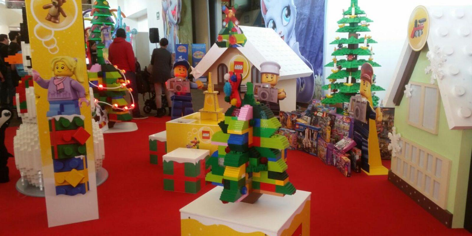 Los Lego son algunos de los más buscados por los niños. Imagen Por: Alexandra Ortiz