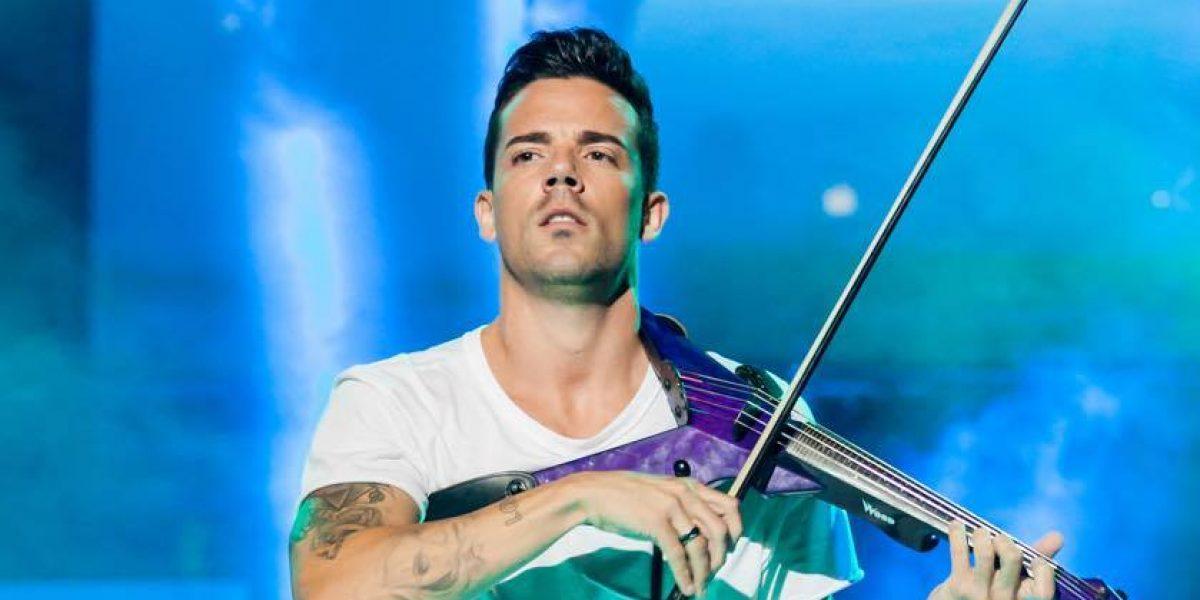 Violinista conquista las redes sociales con sus covers