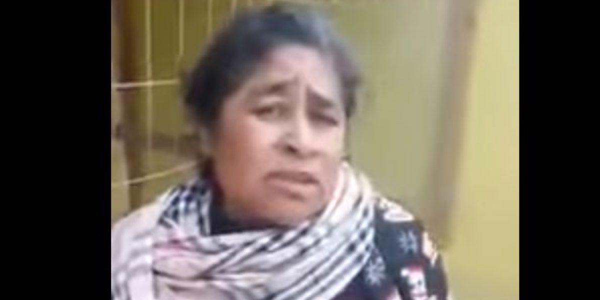 Doña Marciana, vecina de Rubí, sí recibió ayuda para su hijo
