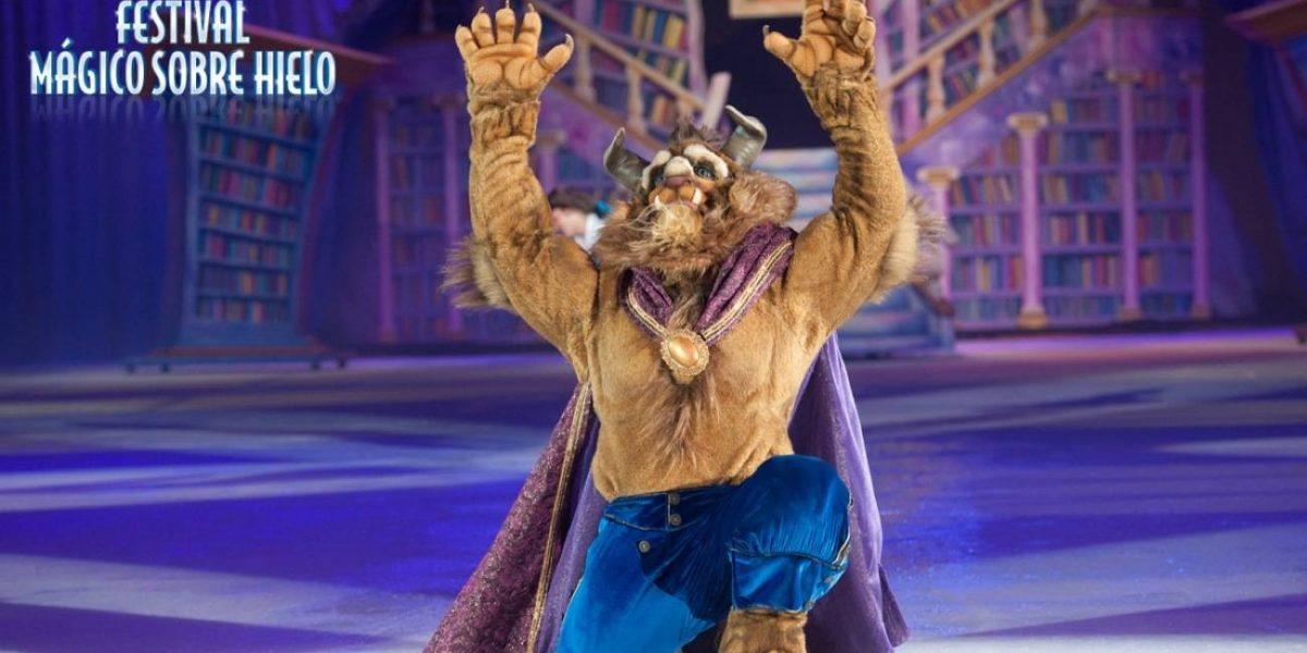 La magia detrás de Disney on Ice