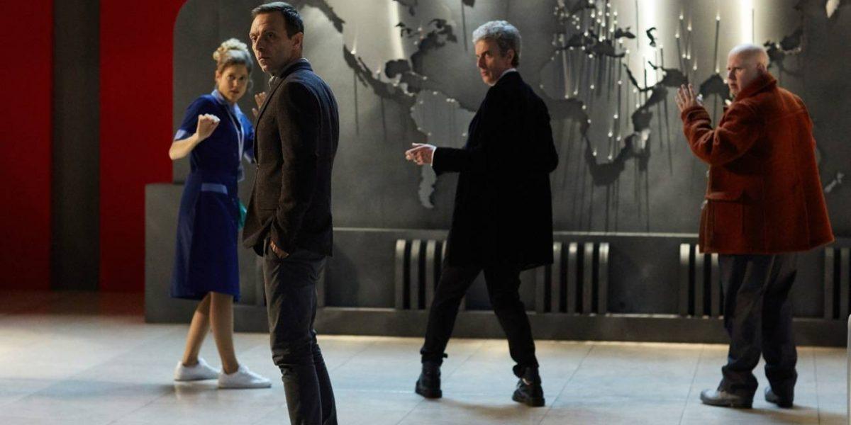 La serie británica Doctor Who presentará especial navideño
