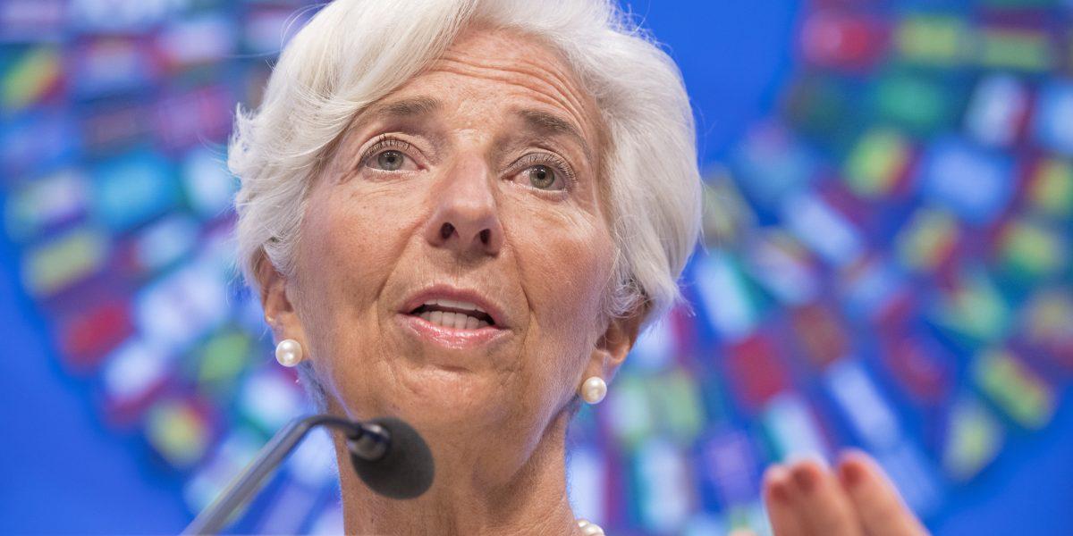Lagarde, condenada por negligencia en Francia pero le perdonan la pena