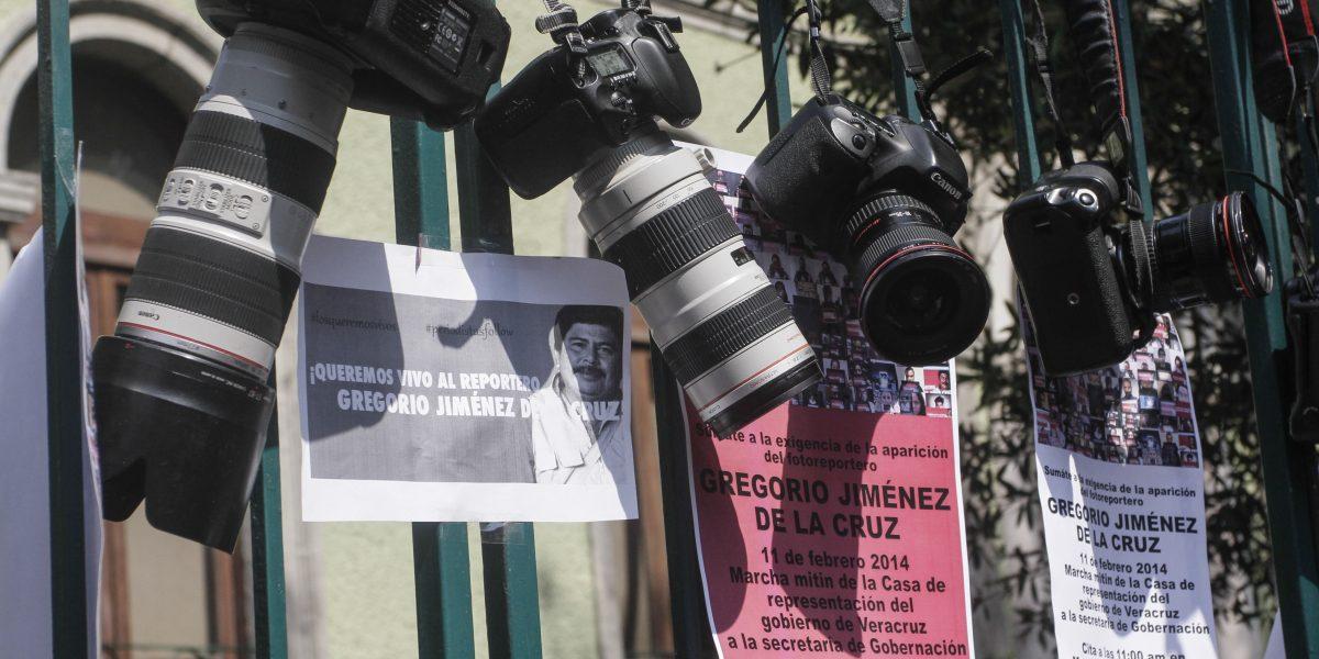 México, el tercer país más peligroso para los periodistas: RSF