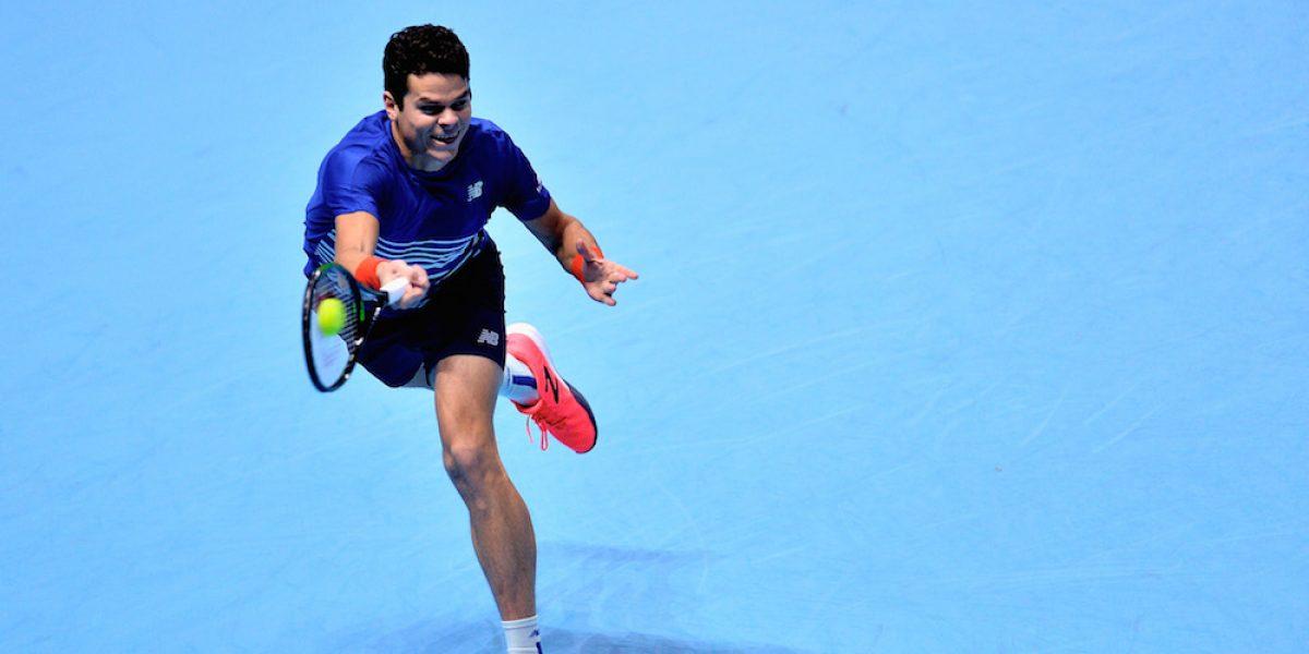 Así es la raqueta de Milos Raonic, el nuevo número 3 del mundo
