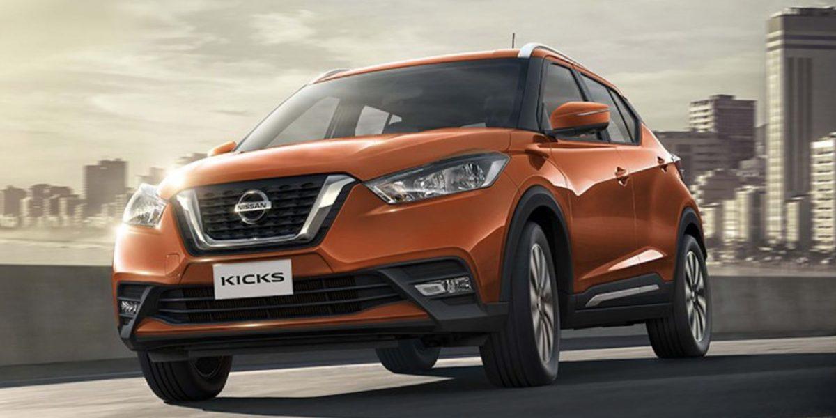 De los más importantes de México: Nissan Kicks