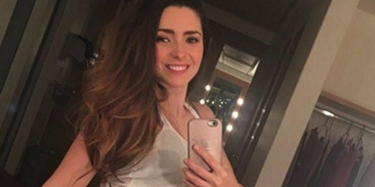 A siete meses de dar a luz Ariadne Díaz sorprende con cuerpazo