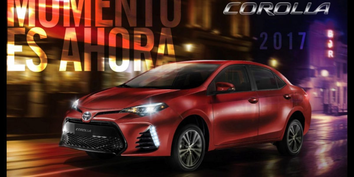 infograf a del toyota corolla 2017 el modelo m s vendido en la historia publimetro m xico. Black Bedroom Furniture Sets. Home Design Ideas