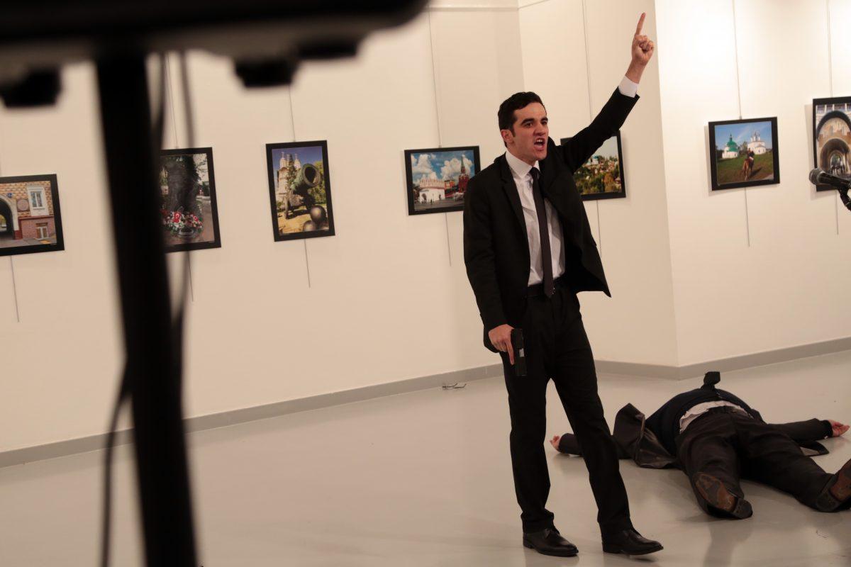 Turkey Russian Ambasador. Imagen Por: | Foto: AP