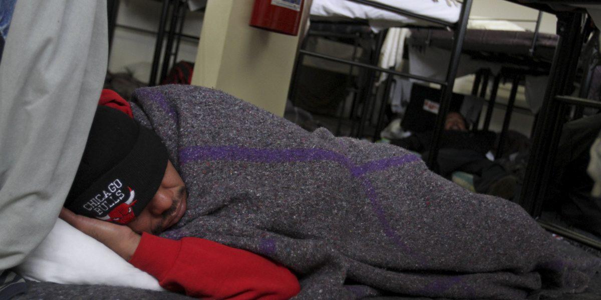 Cruz Roja Monterrey despliega albergue ante bajas temperaturas