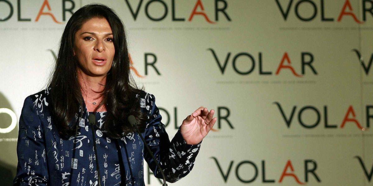 Ana Guevara aplaude detención del presidente de la FMA