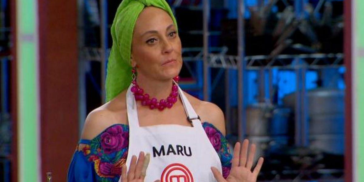 Doña Maru está arrepentida de haber concursado en MasterChef