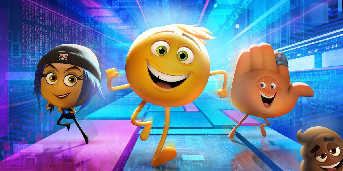 Revelan el primer avance de la película The Emoji Movie