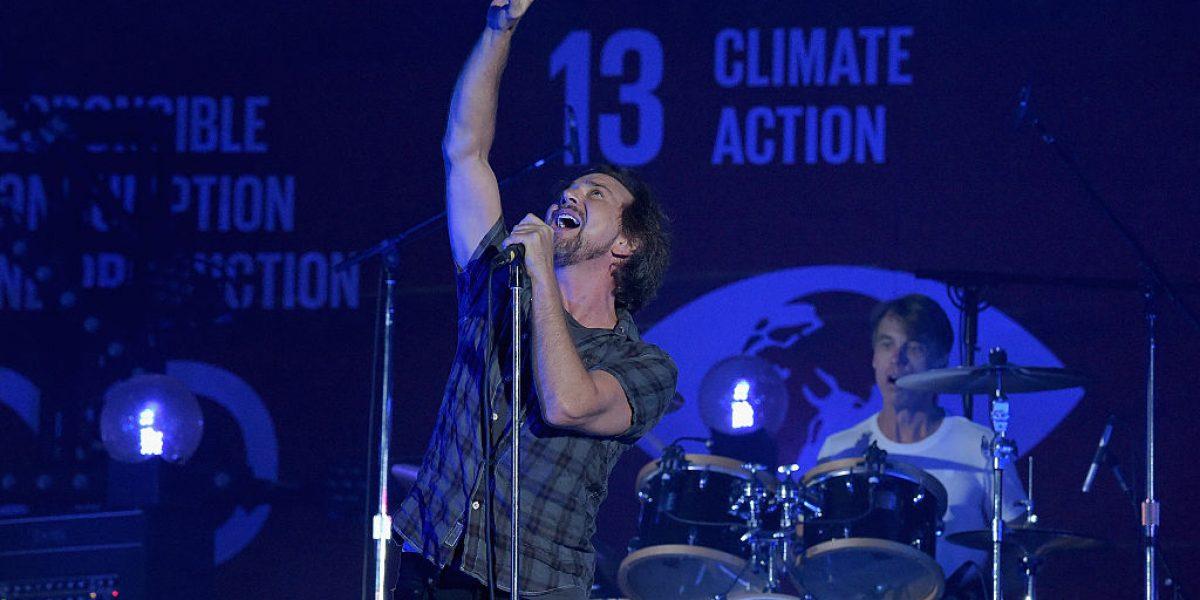 Pearl Jam y Joan Baez ingresan al Salón de la Fama del Rock
