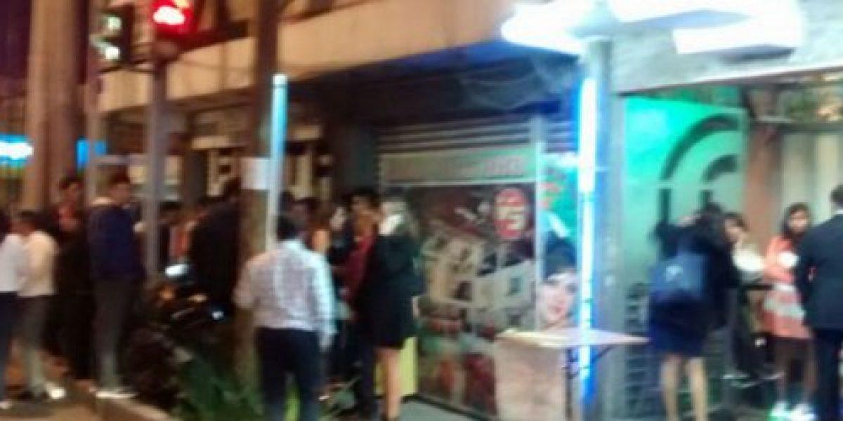 Comando armado asalta salón de fiestas en la GAM