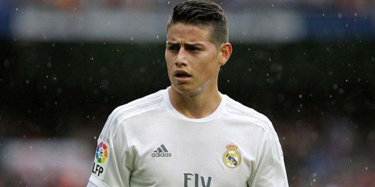James Rodríguez alistaría visado para emigrar a esta Liga