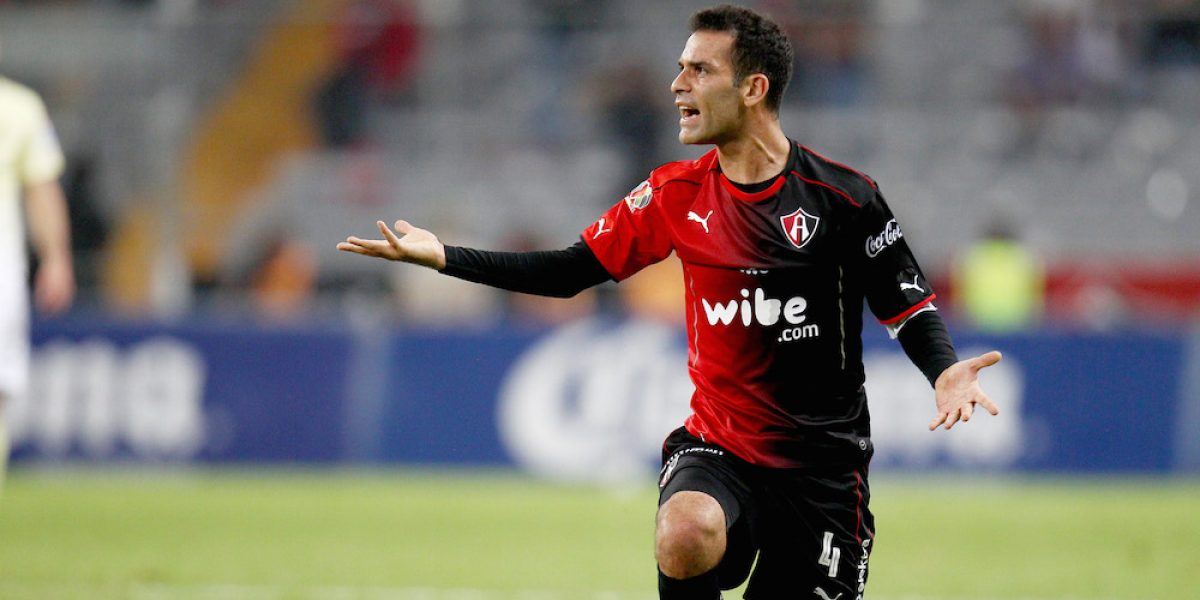 Rafael Márquez jugará con el Atlas un año más