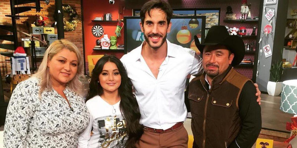 Productor de Hoy muy molesto con TV Azteca por XV años de Rubí