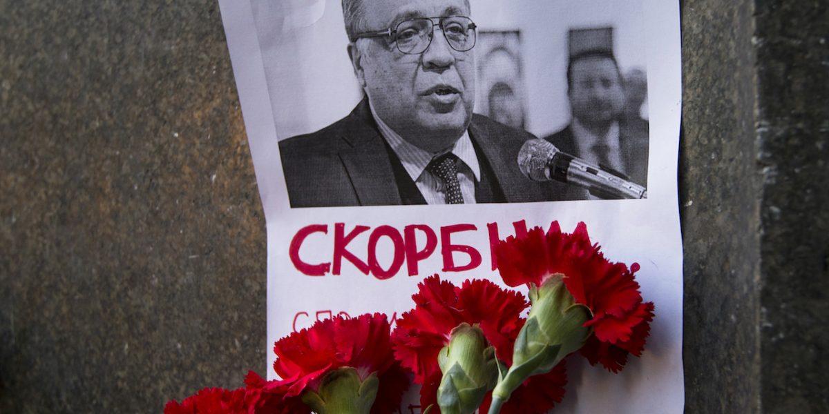 Turquía promete a Rusia encontrar a autores del asesinato de embajador