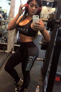 . Imagen Por: Chris Paolillo, hermosa fitness que conquista las redes. / Instagram: chrisbolaine