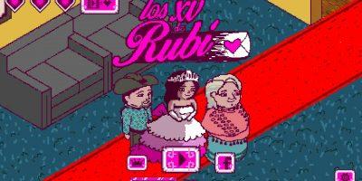 XV años de Rubí. Imagen Por: Los XV años de Rubí estrenan videojuego | Foto: Google Play / Lienzo