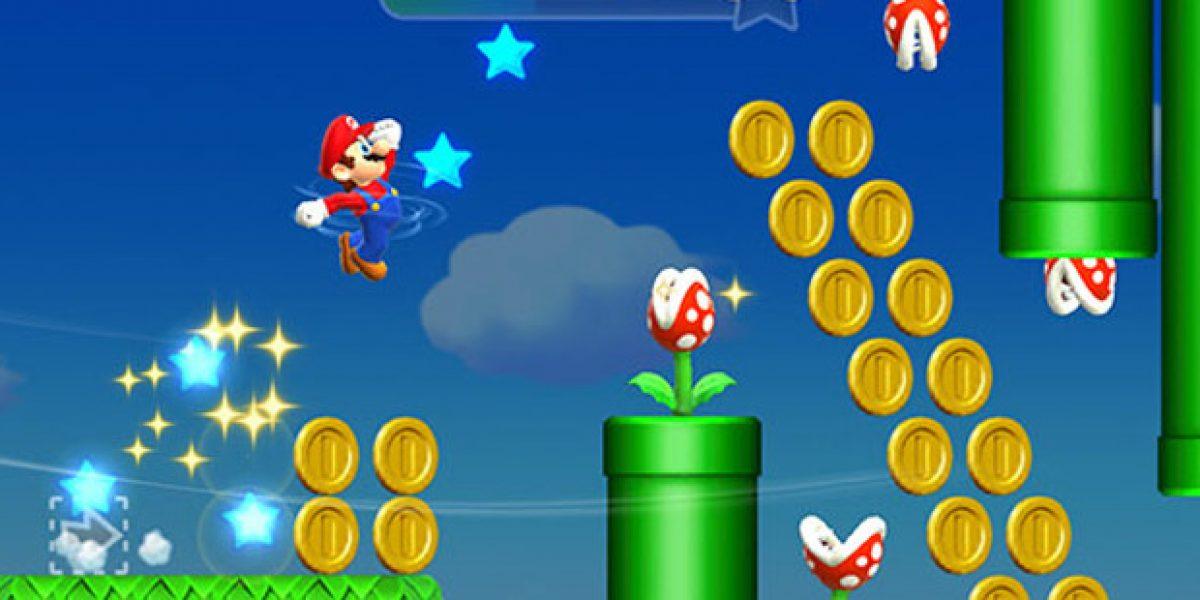 Trucos y consejos para jugar Super Mario Run