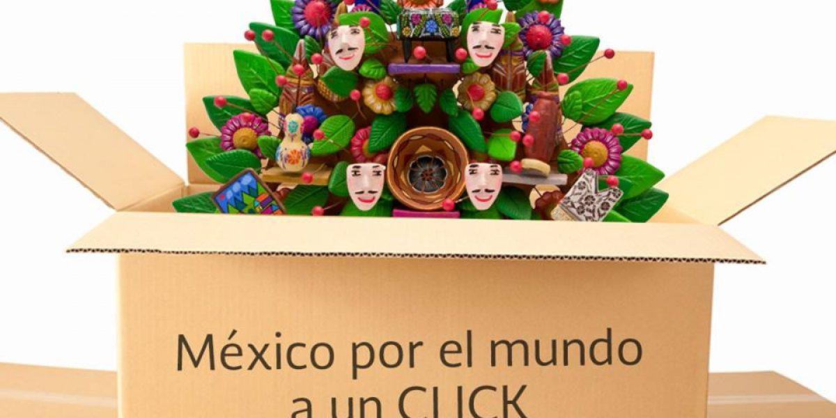 Ahora podrás comprar artesanías de Fonart en Amazon
