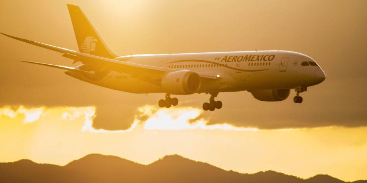 Aeroméxico y Delta concretan alianza histórica