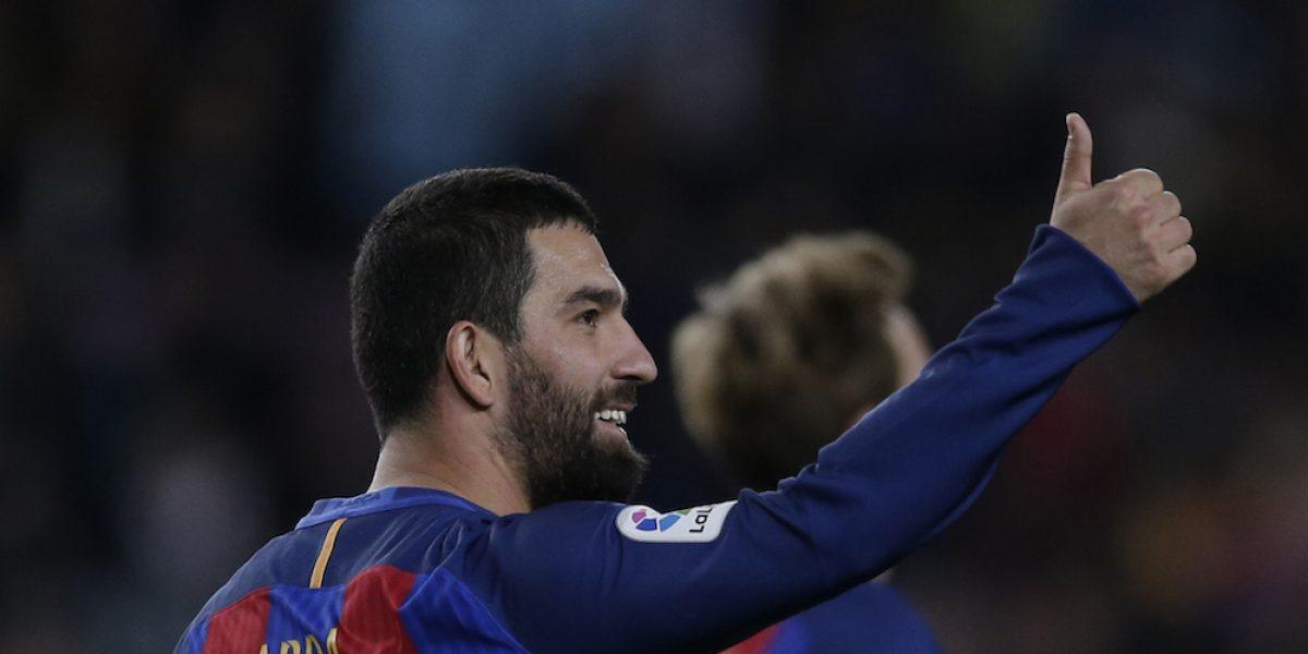 Con suplentes, Barcelona aplasta al Hércules en la Copa del Rey