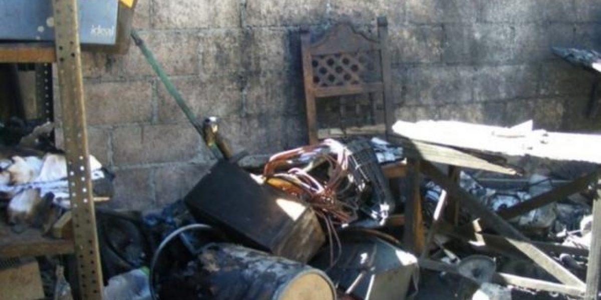 Explotó un polvorín de cohetes en Hidalgo, el mismo día que en Tultepec