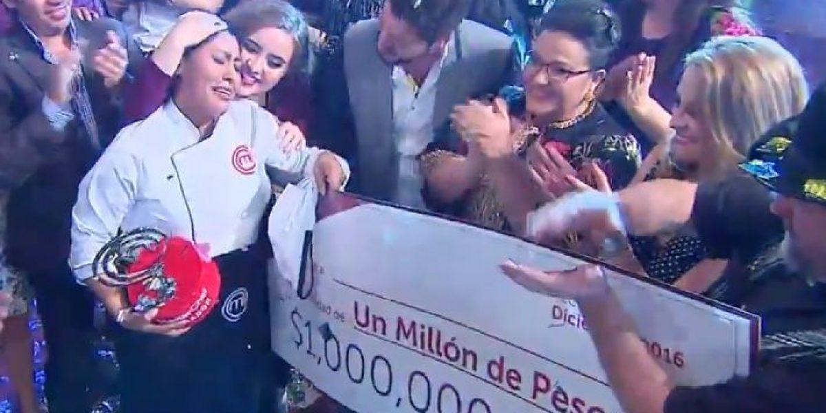 Así vive Bertha, la ganadora de MasterChef México