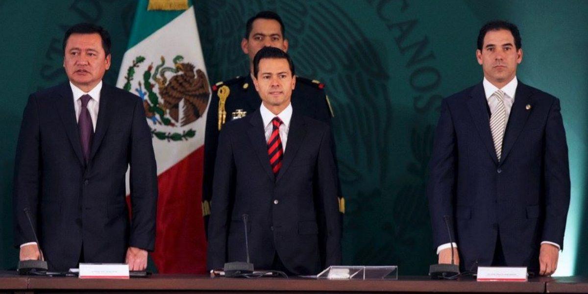 Peña Nieto suspende sus actividades públicas por fiestas decembrinas