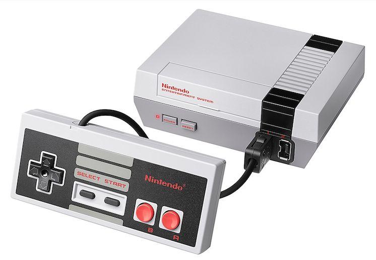 Tiene 30 juegos clásicos precargados. | Especial