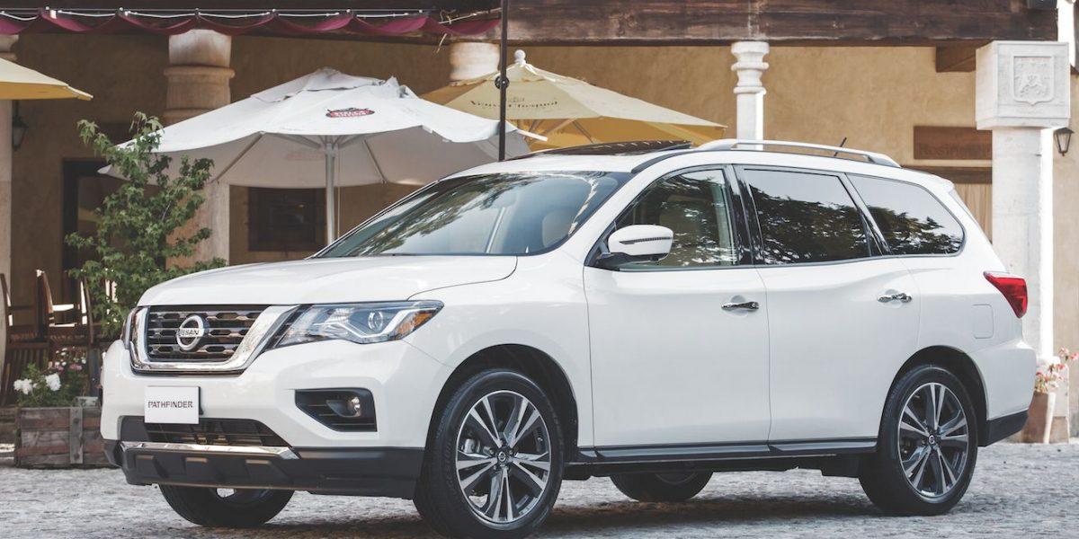 Nissan Pathfinder 2017: tu crossover perfecto